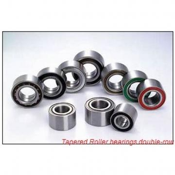 93788D 93125 Tapered Roller bearings double-row