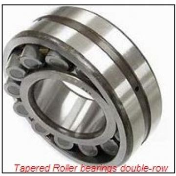 93801D 93126 Tapered Roller bearings double-row