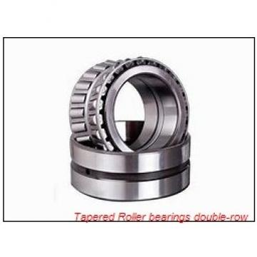 435 432D Tapered Roller bearings double-row