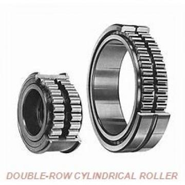 NNU49/500K Double row cylindrical roller bearings
