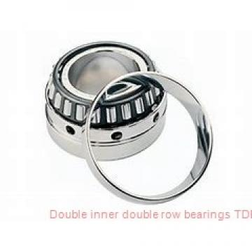 120TDO200-2 Double inner double row bearings TDI