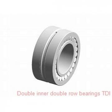 130TDO210-1 Double inner double row bearings TDI
