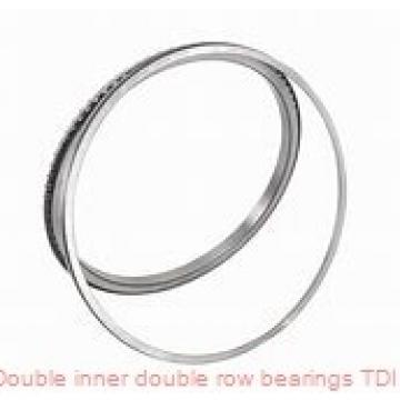 140TDO240-1 Double inner double row bearings TDI